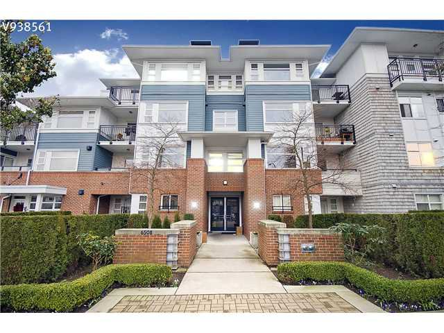Main Photo: 312 6508 Denbigh Avenue in Burnaby: Condo for sale (Burnaby South)  : MLS®# V938561