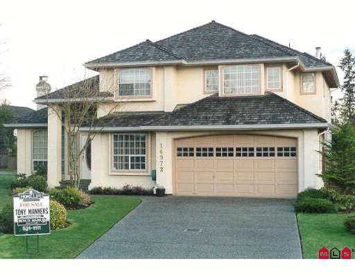Main Photo: 14972 83A in Surrey: Bear Creek Green Timbers House for sale : MLS®# F2107119