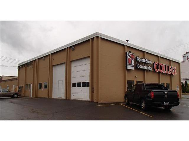 Main Photo: 1575 2ND Avenue in PRINCE GEORGE: Downtown Commercial for lease (PG City Central (Zone 72))  : MLS®# N4506457