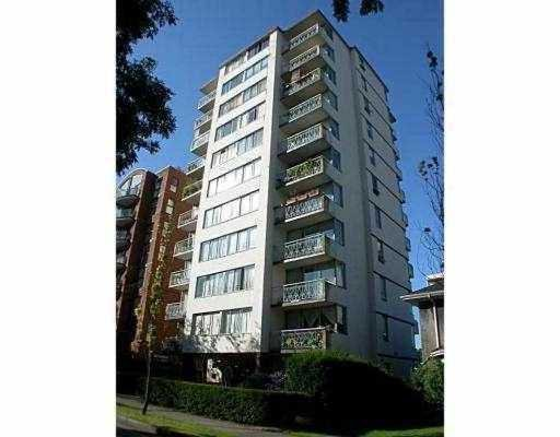 "Main Photo: 702 1534 HARWOOD ST in Vancouver: West End VW Condo for sale in ""ST. PIERRE"" (Vancouver West)  : MLS®# V595231"