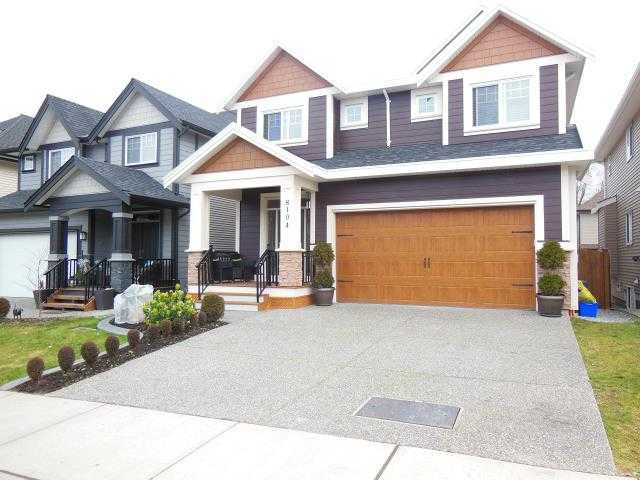 "Main Photo: 8104 211B ST in Langley: Willoughby Heights House for sale in ""YORKSON"" : MLS®# F1402801"