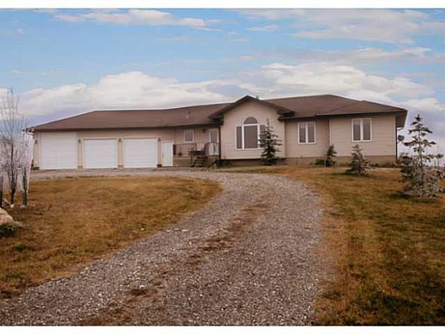 Main Photo: # 200 5054 274 AV W: Rural Foothills M.D. Residential Detached Single Family for sale : MLS®# C3641989