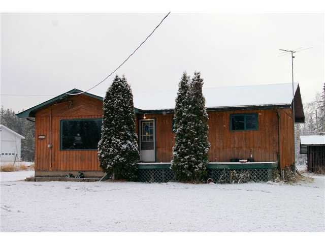 Main Photo: 5335 BENDIXON Road in Prince George: Pineview House for sale (PG Rural South (Zone 78))  : MLS®# N241038