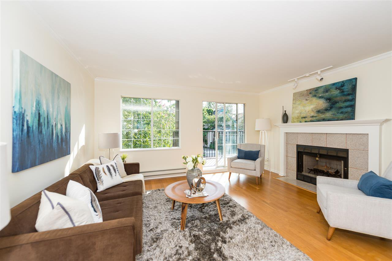 Main Photo: 201 925 W 15TH Avenue in Vancouver: Fairview VW Condo for sale (Vancouver West)  : MLS®# R2003877