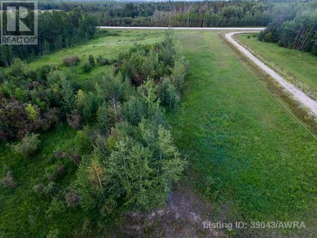 Main Photo: Lot 2 WILLOWSIDE ESTATES in Rural Woodlands County: Vacant Land for sale : MLS®# AW39043