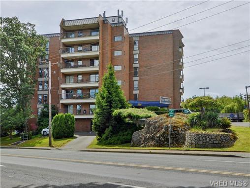 Main Photo: 601 4030 Quadra St in VICTORIA: SE High Quadra Condo Apartment for sale (Saanich East)  : MLS®# 732935