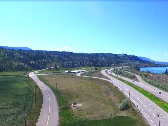 Photo 5: Photos: LOT A E DALLAS DRIVE in : Dallas Land Only for sale (Kamloops)  : MLS®# 138550