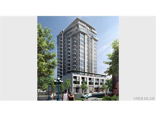 Main Photo: 1502 960 Yates St in VICTORIA: Vi Downtown Condo for sale (Victoria)  : MLS®# 750504