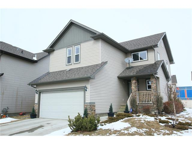 Main Photo: 1857 BAYWATER Street SW: Airdrie House for sale : MLS®# C4104542