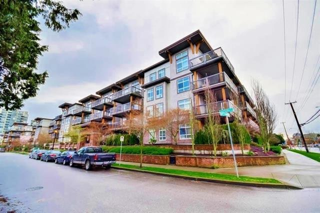 "Main Photo: 410 9233 FERNDALE Road in Richmond: McLennan North Condo for sale in ""RED 2"" : MLS®# R2157364"
