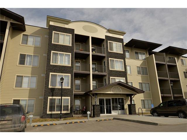Main Photo: 1202 625 GLENBOW Drive: Cochrane Condo for sale : MLS®# C4111289