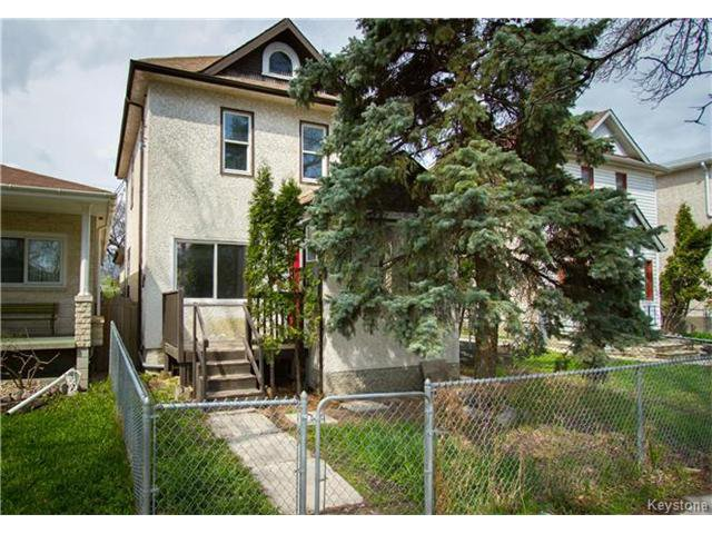 Main Photo: 774 Simcoe Street in Winnipeg: West End Residential for sale (5A)  : MLS®# 1711287