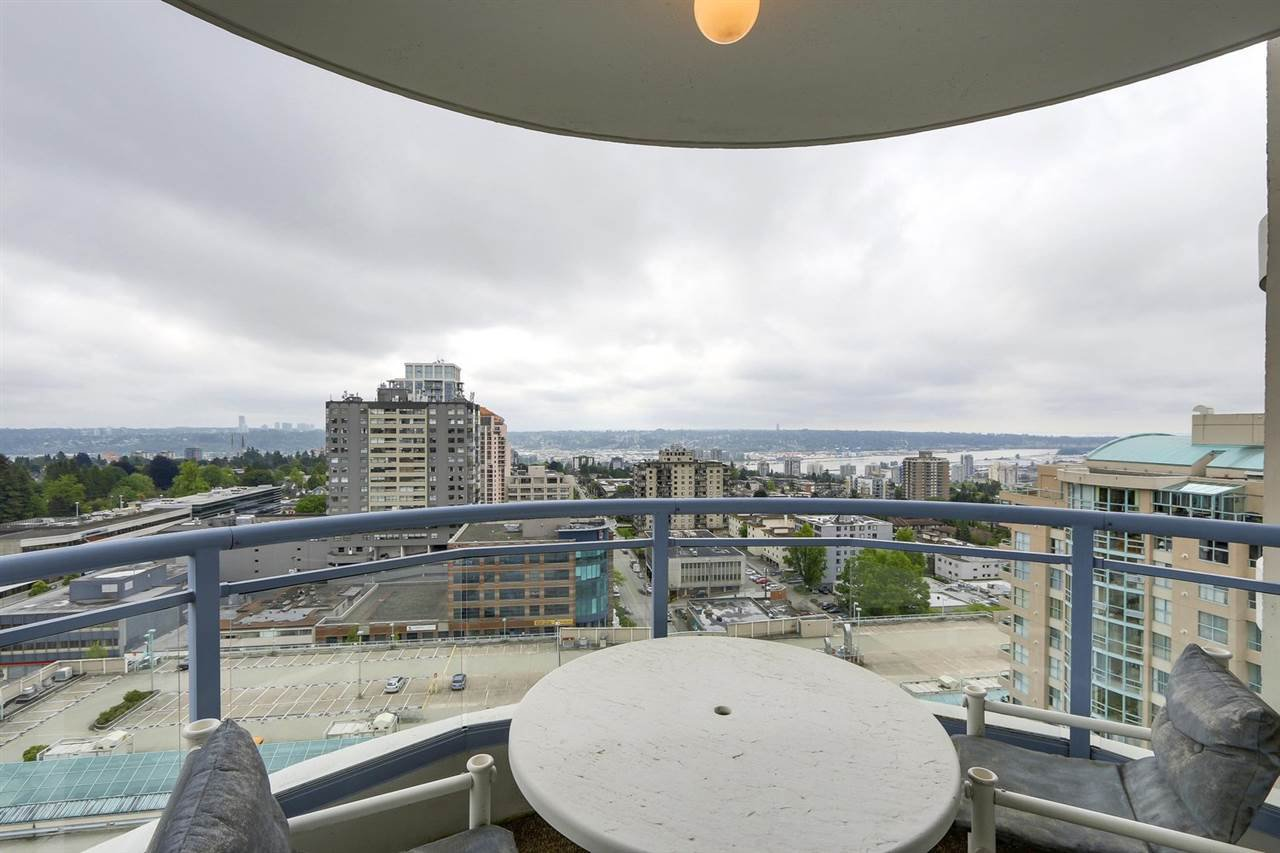 "Photo 14: Photos: 1903 719 PRINCESS Street in New Westminster: Uptown NW Condo for sale in ""STIRLING PLACE"" : MLS®# R2172199"