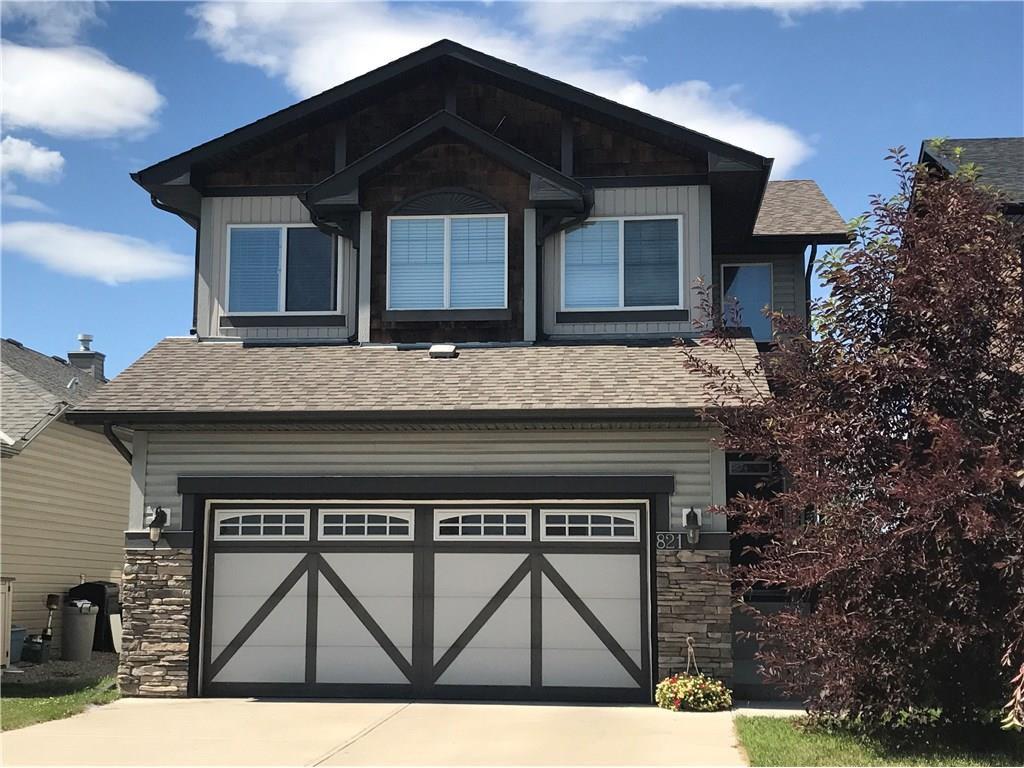 Main Photo: 821 AUBURN BAY BV SE in Calgary: Auburn Bay House for sale : MLS®# C4125470