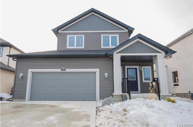 Main Photo: 18 Coneflower Crescent in Winnipeg: Sage Creek Residential for sale (2K)  : MLS®# 1806118