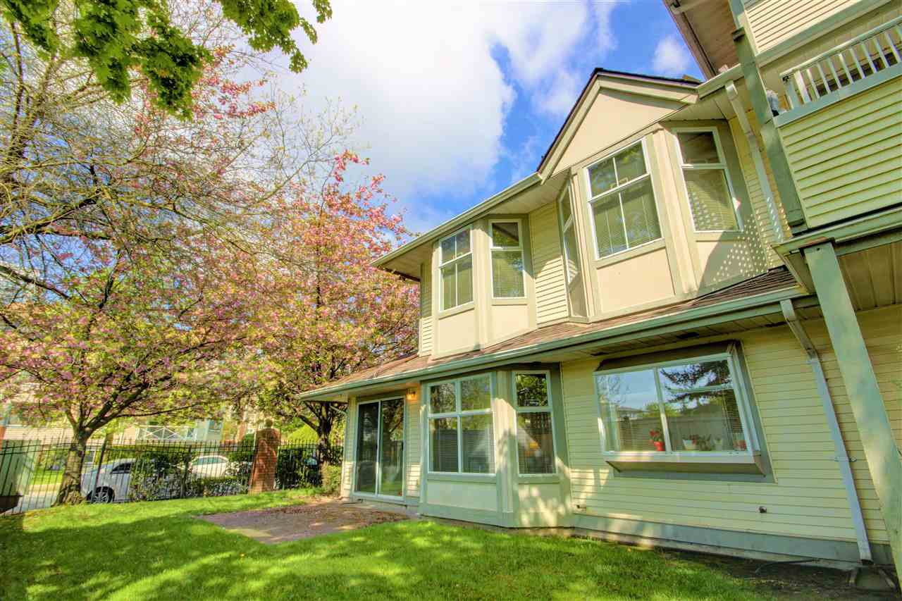"""Main Photo: 101 8060 121A Street in Surrey: Queen Mary Park Surrey Townhouse for sale in """"Hadley Green"""" : MLS®# R2255526"""