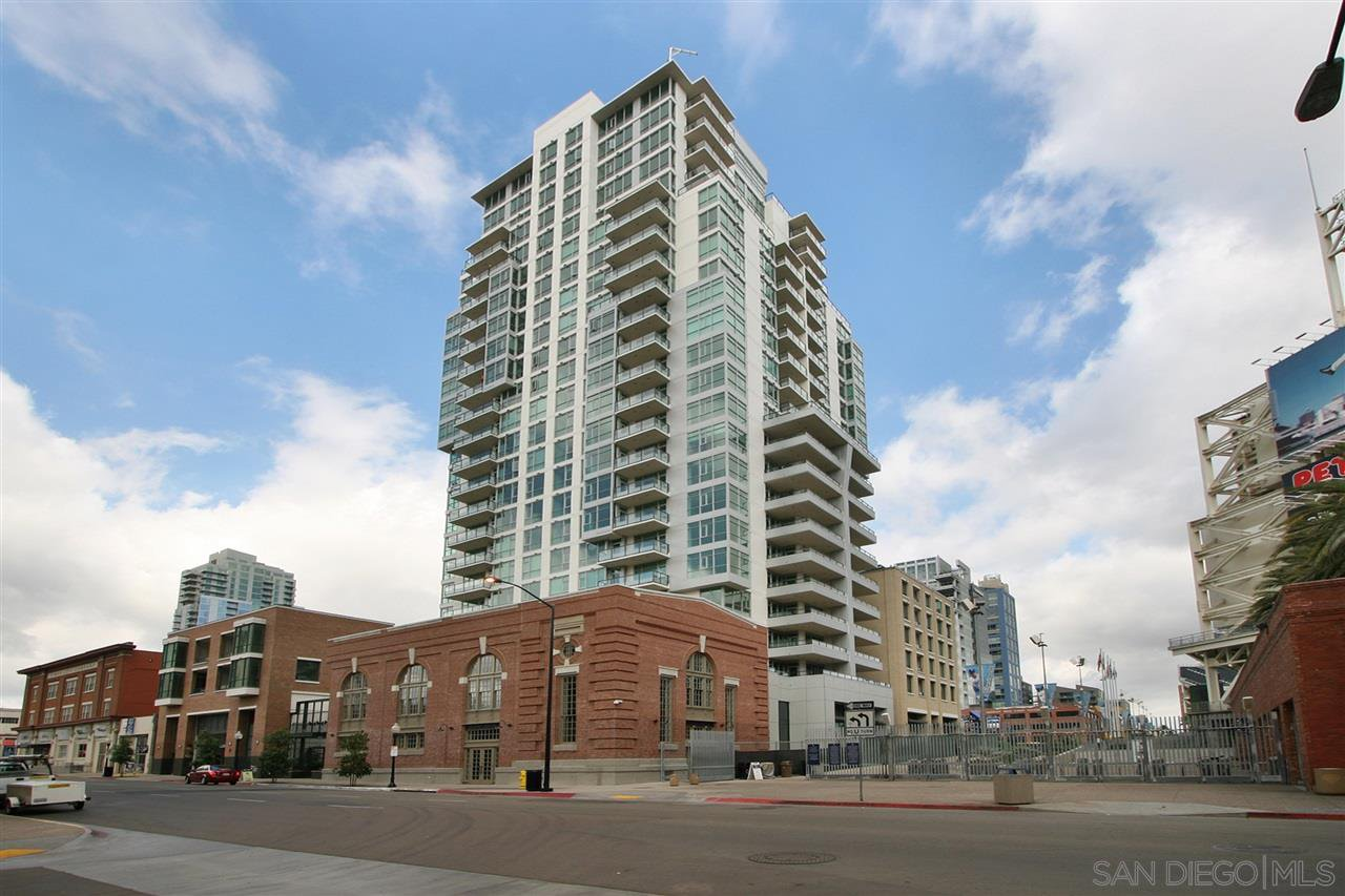 Main Photo: DOWNTOWN Condo for rent : 2 bedrooms : 325 7Th Ave #1507 in San Diego