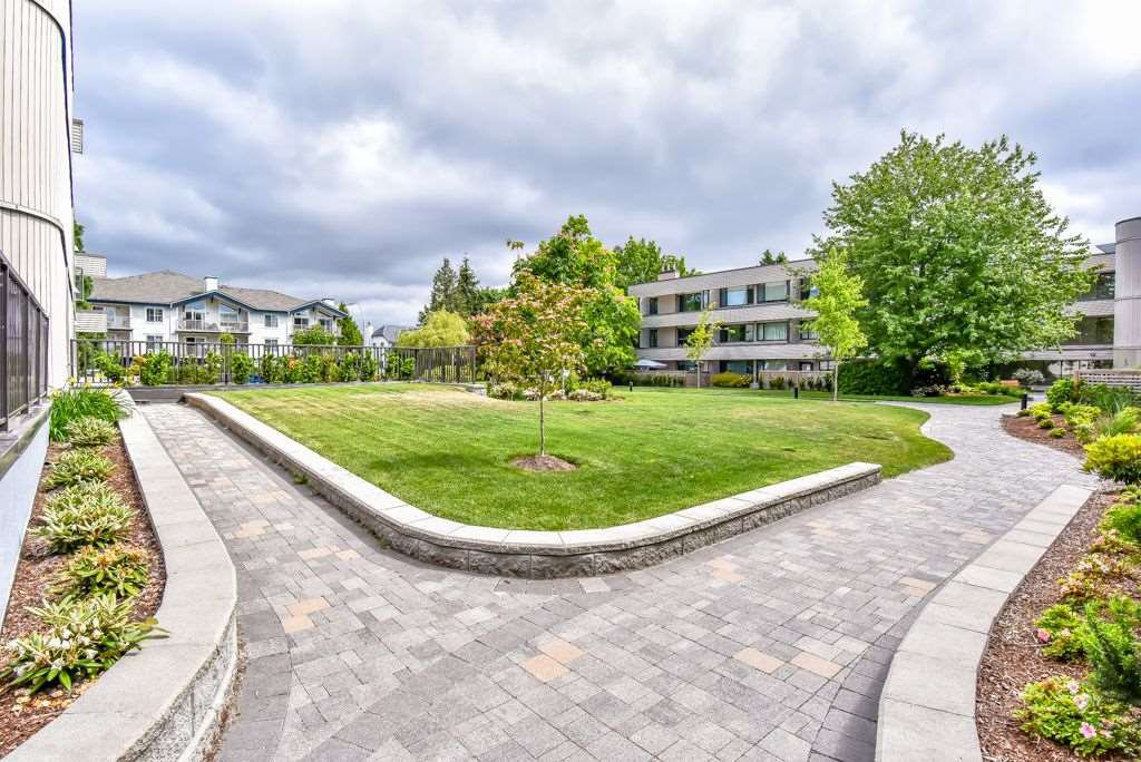 "Main Photo: 308 15275 19 Avenue in Surrey: King George Corridor Condo for sale in ""VILLAGE TERRACE"" (South Surrey White Rock)  : MLS®# R2272276"