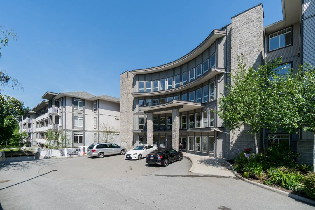 "Main Photo: 112 13277 108 Avenue in Surrey: Whalley Condo for sale in ""PACIFICA"" (North Surrey)  : MLS®# R2281562"