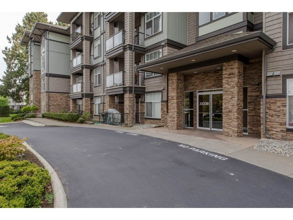 """Main Photo: 201 33338 MAYFAIR Avenue in Abbotsford: Central Abbotsford Condo for sale in """"The Sterling"""" : MLS®# R2312861"""