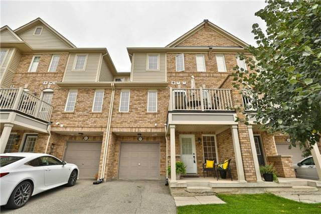 Main Photo: 663 Speyer Circle in Milton: Harrison House (3-Storey) for sale : MLS®# W4279667