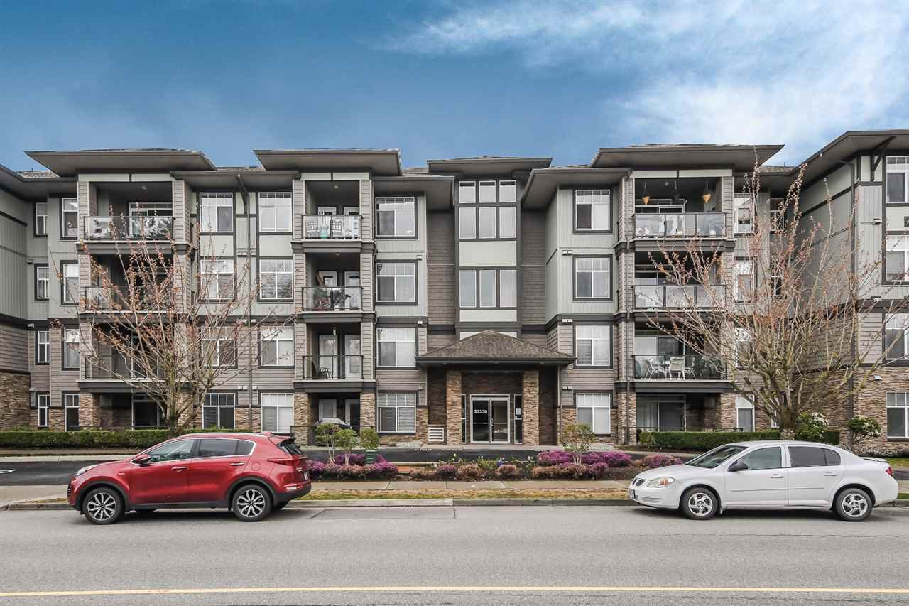 "Main Photo: 308 33338 MAYFAIR Avenue in Abbotsford: Central Abbotsford Condo for sale in ""The Sterling"" : MLS®# R2356695"