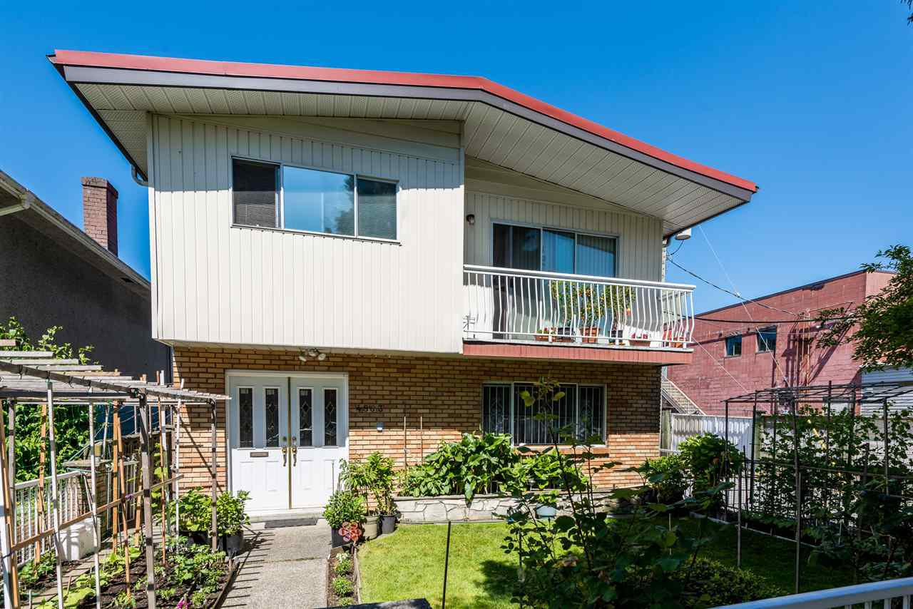 Main Photo: 4863 BALDWIN Street in Vancouver: Victoria VE House for sale (Vancouver East)  : MLS®# R2372578