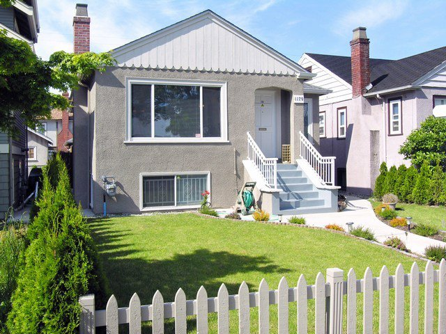 Main Photo:  in Vancouver: Marpole Home for sale ()  : MLS®# V654149