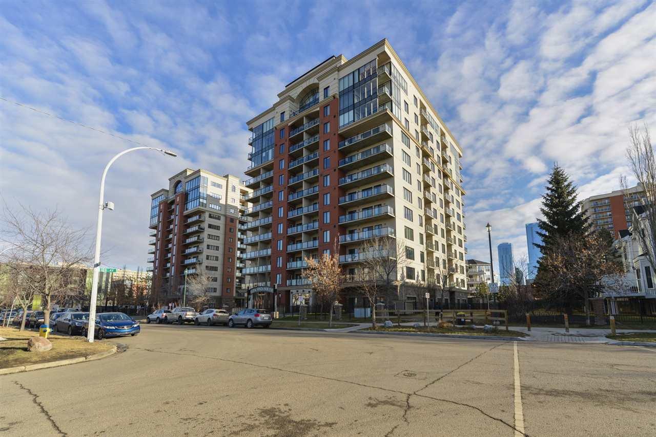 Main Photo: 309 10303 111 Street in Edmonton: Zone 12 Condo for sale : MLS®# E4180203