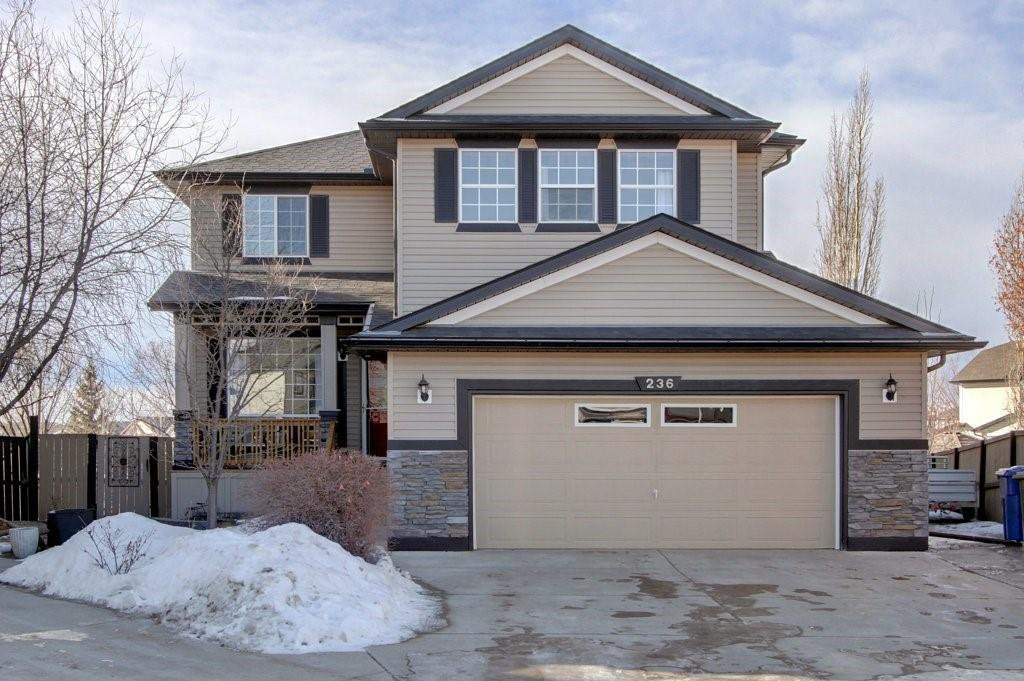 Main Photo: 236 Oakmere Place: Chestermere Detached for sale : MLS®# C4284696