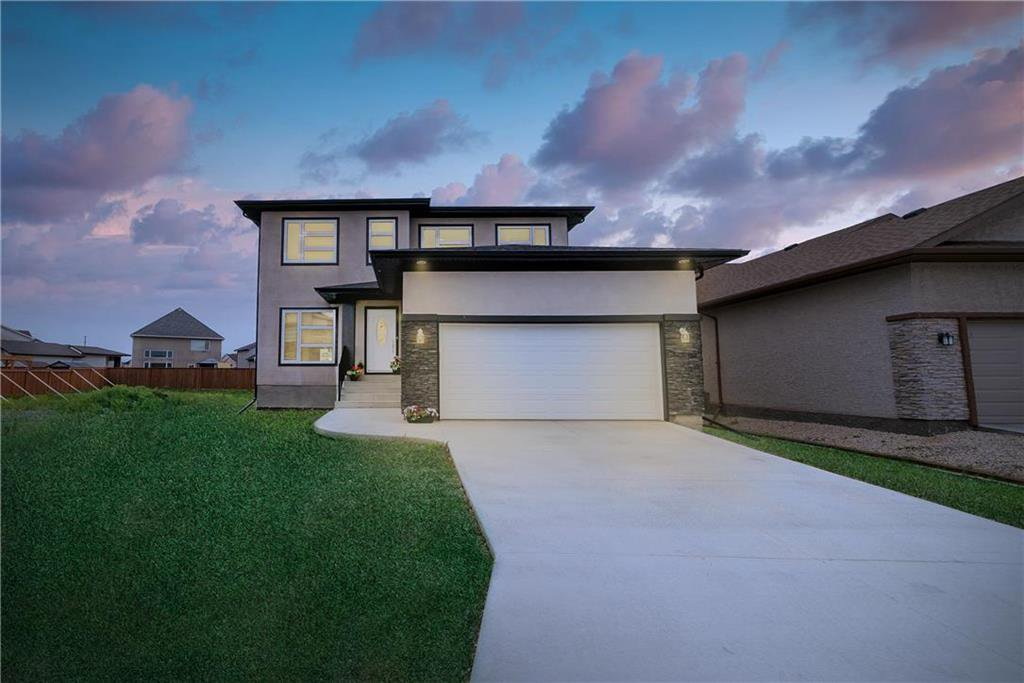 Main Photo: 83 Waterstone Drive in Winnipeg: South Pointe Residential for sale (1R)  : MLS®# 202012752