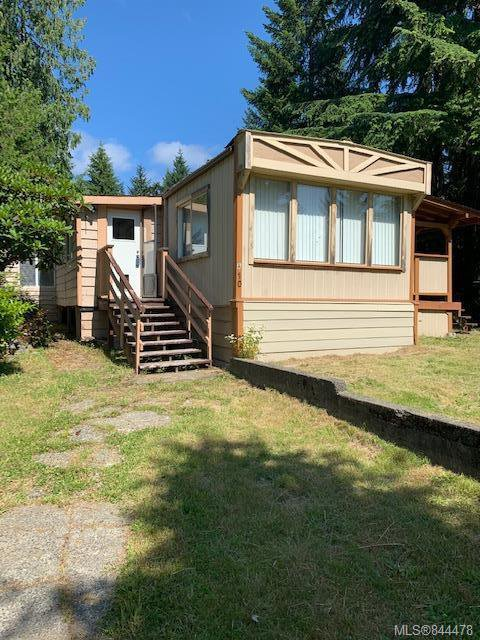 Main Photo: A10 920 Whittaker Rd in Malahat: ML Malahat Proper Manufactured Home for sale (Malahat & Area)  : MLS®# 844478