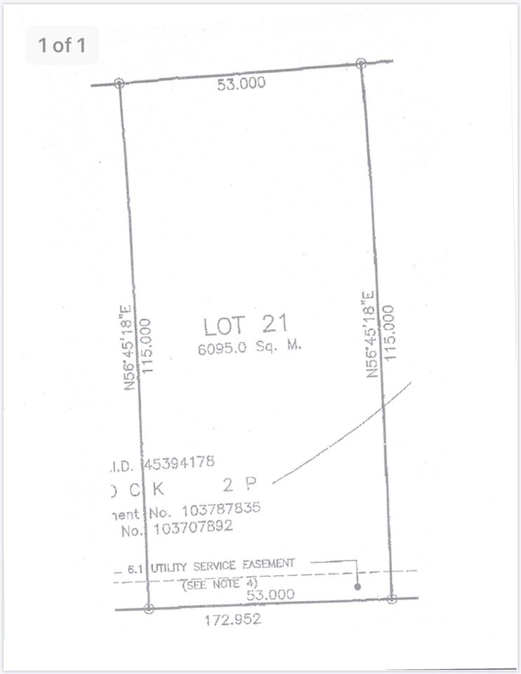 Main Photo: Lot 21 Morning Breeze Drive in Mount Uniacke: 105-East Hants/Colchester West Vacant Land for sale (Halifax-Dartmouth)  : MLS®# 202014300