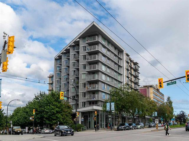 Main Photo: 601 328 11th Avenue in Vancouver: Mount Pleasant VE Condo for sale (Vancouver East)  : MLS®# R2463358