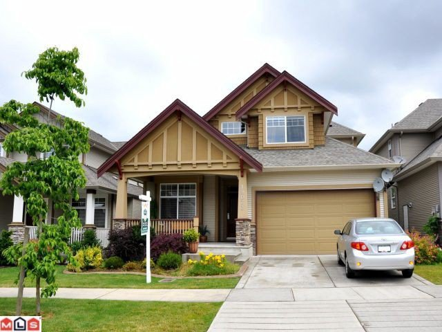 "Main Photo: 19073 68A Avenue in Surrey: Clayton House for sale in ""Clayton Village"" (Cloverdale)  : MLS®# F1116087"