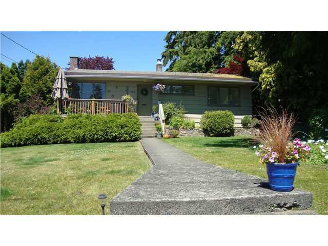 Main Photo: 1115 HAYWOOD AVE in West Vancouver: Ambleside House for sale
