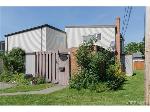 Main Photo: 128 984 Dunford Ave in VICTORIA: La Langford Proper Row/Townhouse for sale (Langford)  : MLS®# 654500