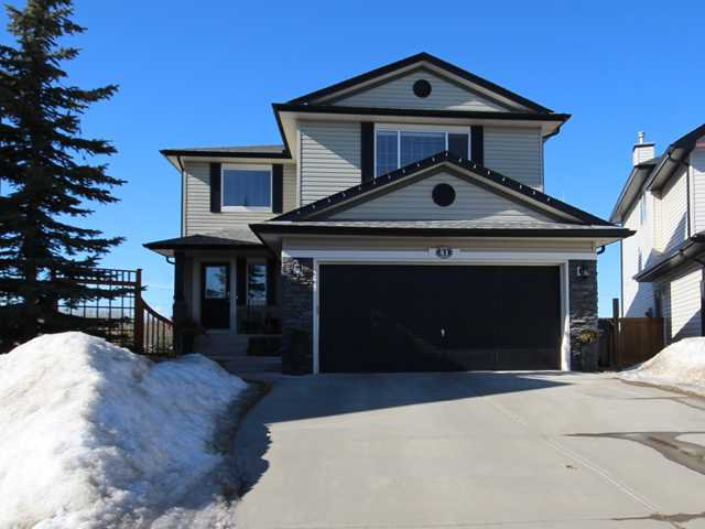 Main Photo: 41 WESTON Court SW in CALGARY: West Springs Residential Detached Single Family for sale (Calgary)  : MLS®# C3604754
