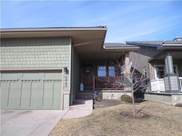 Main Photo: 273 Bridle Estates Road SW in CALGARY: Bridlewood Residential Attached for sale (Calgary)  : MLS®# C3605019