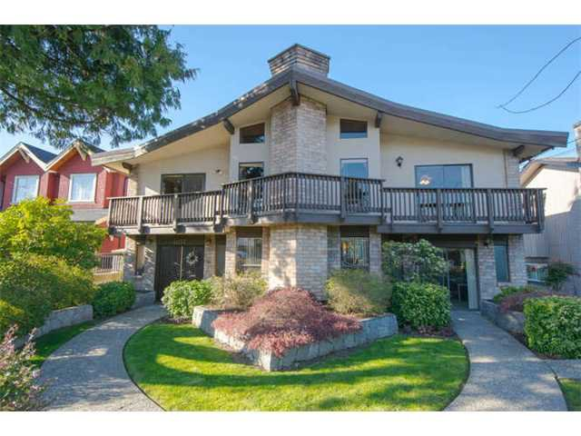 Main Photo: 4057 MOSCROP Street in Burnaby: Burnaby Hospital House for sale (Burnaby South)  : MLS®# V1058303