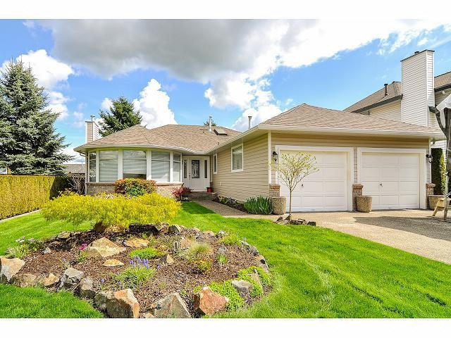 "Main Photo: 8896 159A Street in Surrey: Fleetwood Tynehead House for sale in ""FLEETWOOD"" : MLS®# F1410256"