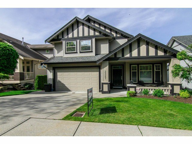 "Main Photo: 3327 BLOSSOM Court in Abbotsford: Abbotsford East House for sale in ""The Highlands"" : MLS®# F1411809"