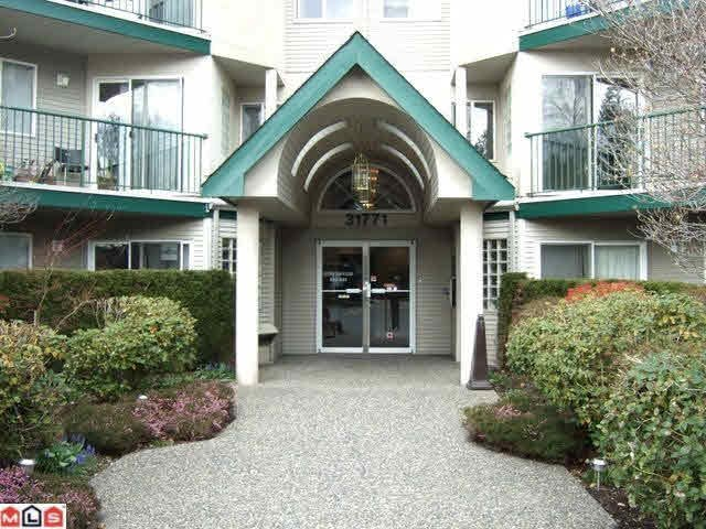Main Photo: 113 31771 PEARDONVILLE Road in Abbotsford: Abbotsford West Condo for sale : MLS®# F1444245
