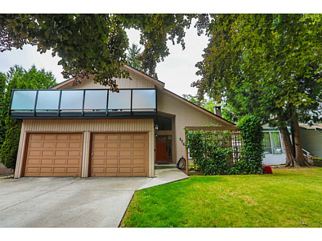Main Photo: 570 SCHOOLHOUSE Street in Coquitlam: Central Coquitlam House for sale : MLS®# V1130939