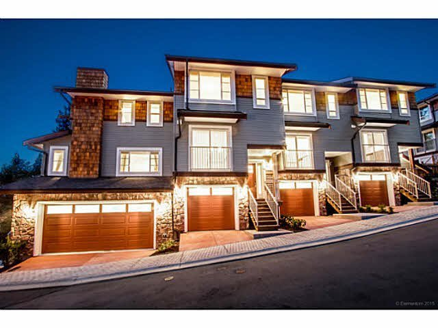 """Main Photo: 26 23651 132ND Avenue in Maple Ridge: Silver Valley Townhouse for sale in """"MYRON'S MUSE AT SILVER VALLEY"""" : MLS®# V1143293"""