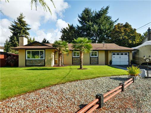 Main Photo: 510 Nellie Pl in VICTORIA: Co Hatley Park House for sale (Colwood)  : MLS®# 713281