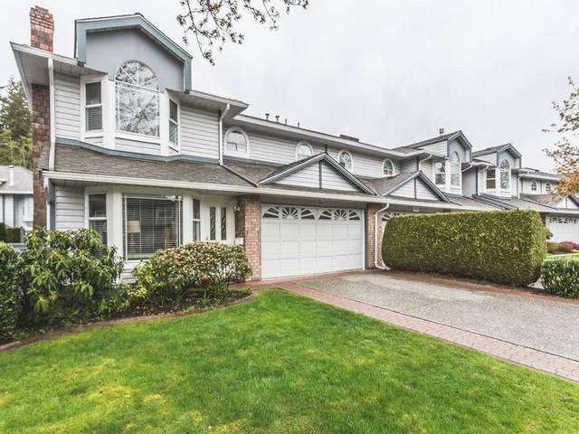 """Main Photo: 12068 S BOUNDARY Drive in Surrey: Panorama Ridge Townhouse for sale in """"PARK WYND"""" : MLS®# R2055005"""