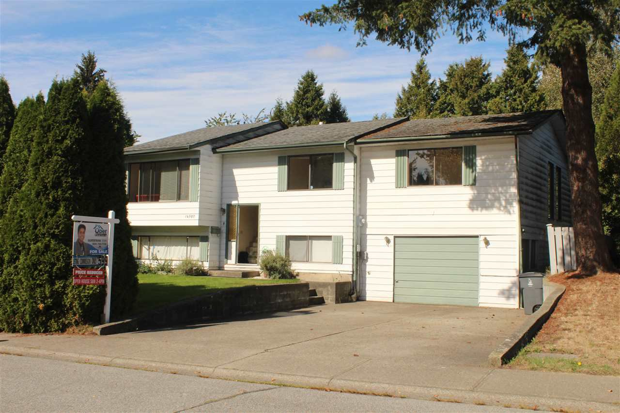 Main Photo: 14927 88A Avenue in Surrey: Bear Creek Green Timbers House for sale : MLS®# R2105918