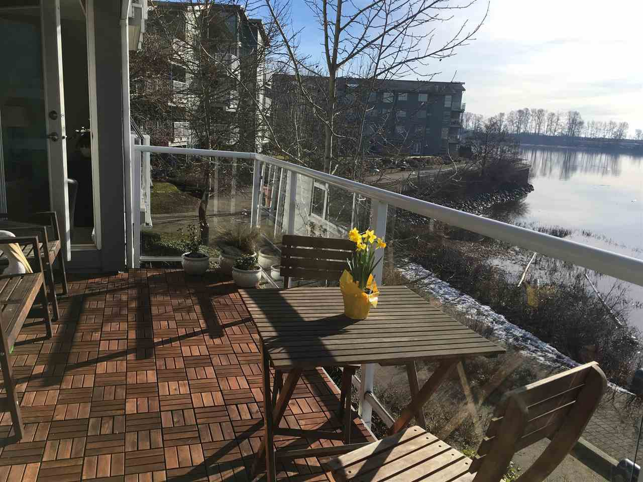"Main Photo: 207 1880 E KENT AVENUE SOUTH Avenue in Vancouver: Fraserview VE Condo for sale in ""PILOT HOUSE"" (Vancouver East)  : MLS®# R2138486"