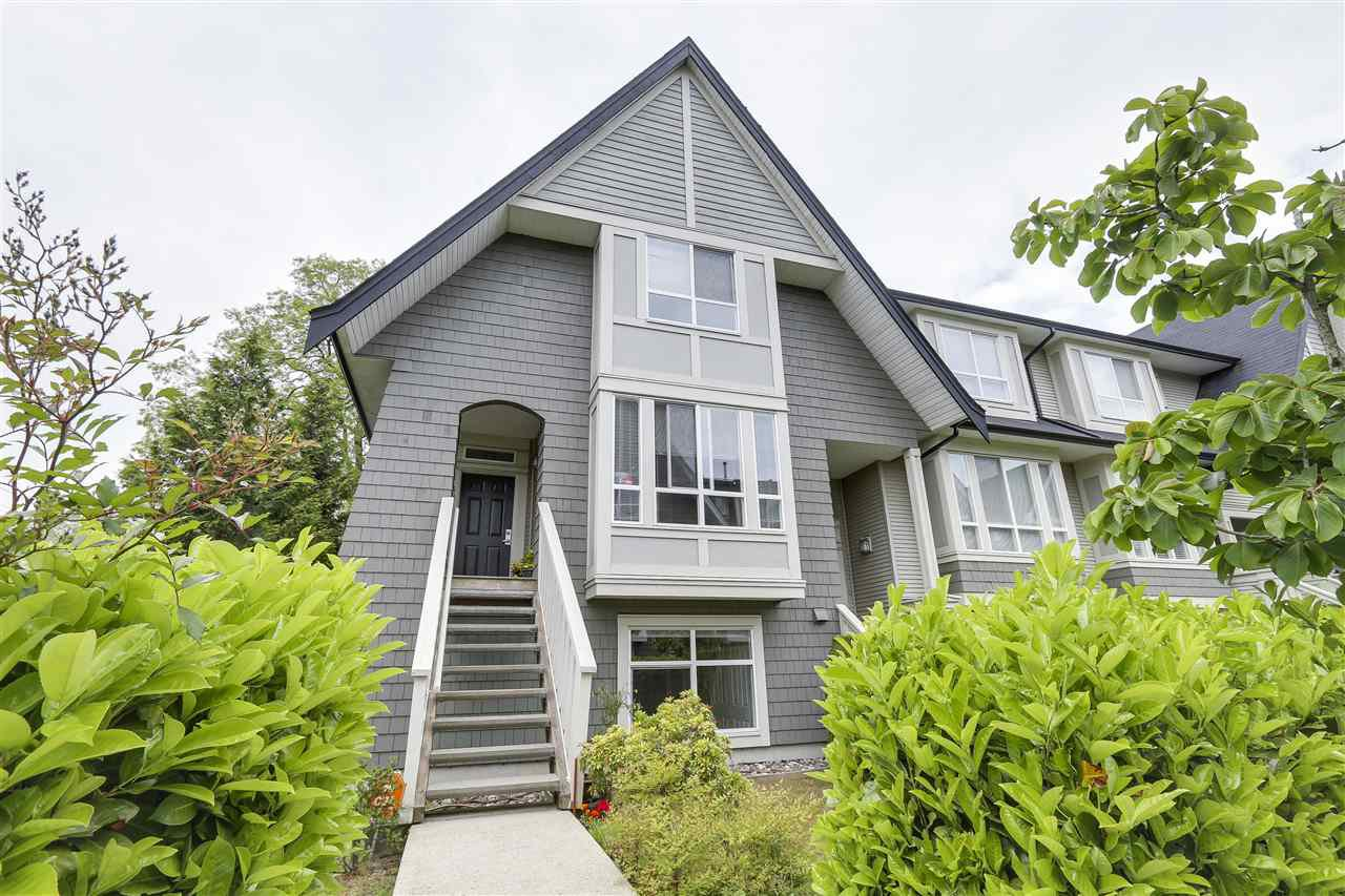 """Main Photo: 39 9133 SILLS Avenue in Richmond: McLennan North Townhouse for sale in """"LEIGHTON GREEN"""" : MLS®# R2172228"""